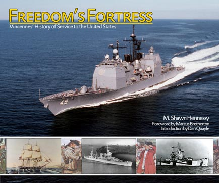 Freedom's Fortress Cover